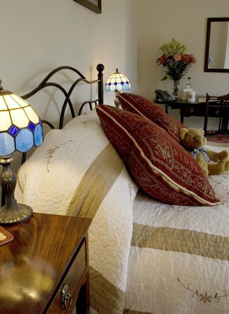 Farthings Country House Hotel and Restaurant: Guest rooms