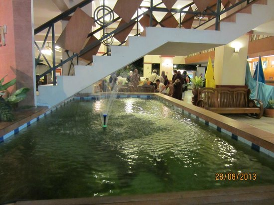 Mike Beach Resort: Water Feature