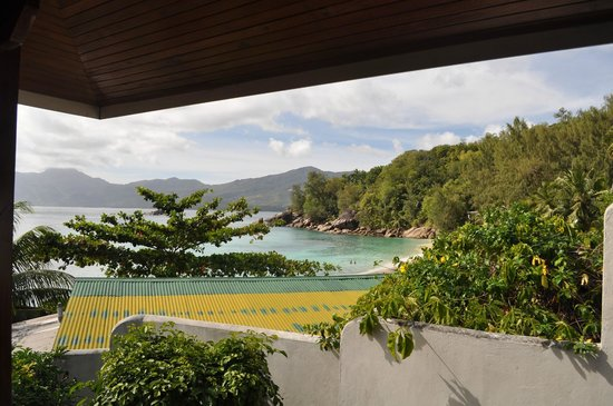 Anse Soleil Beachcomber: View from room