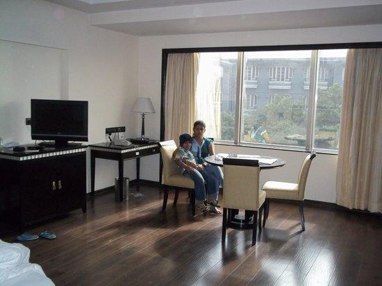 Fortune Park JP Celestial : corner room