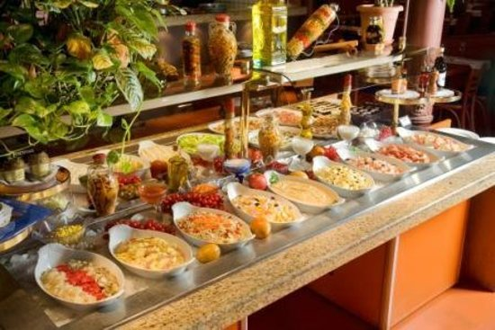 El Rodizio : buffet