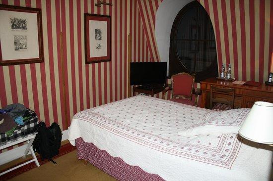 Hotel Grodek: Room at hotel
