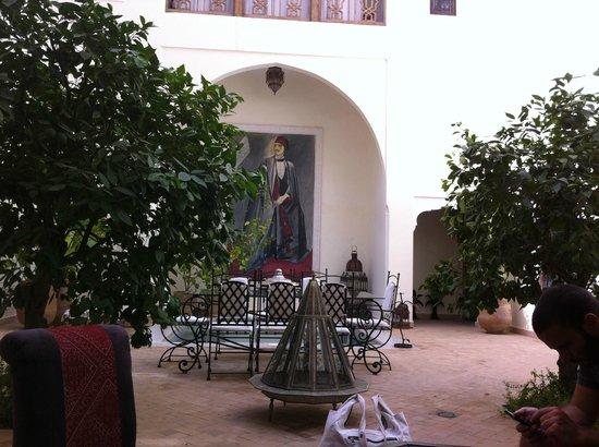 Riad du Ciel : accoglienza