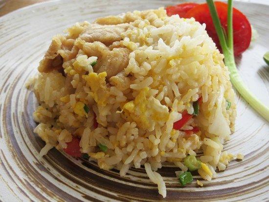 Putahracsa Hua Hin: breakfast