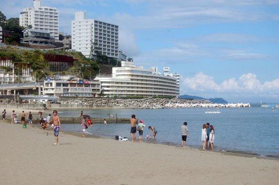 """Atami Sun Beach: """"Sun Beach"""" in early September"""