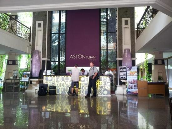 Permata Kuta Hotel by Zeeti International: Aston Tuban