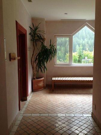 Hotel Diamant : centro saune