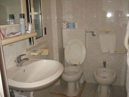 Albergo Il Giardino : salle de bains
