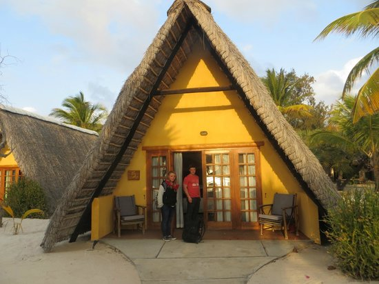 Pestana Bazaruto Lodge All Inclusive : Bungalow for 2 first row...