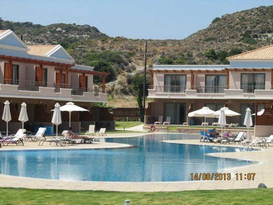 La Marquise Luxury Resort Complex: Adult area view