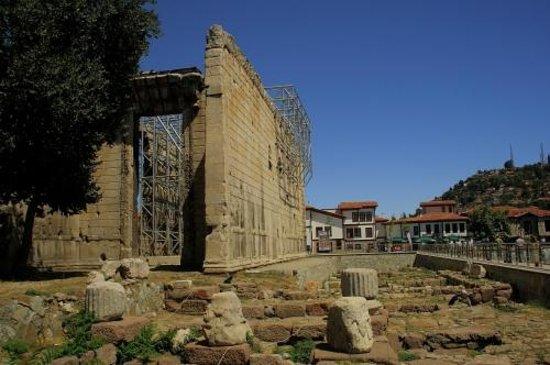 augustus tapınağı ile ilgili görsel sonucu