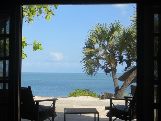 Pestana Bazaruto Lodge All Inclusive: View from the bed