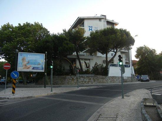 Hotel Cidadela: exterior view of hotel