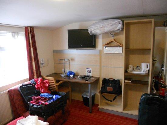 Comfort Inn London - Edgware Road: Nice, clean room