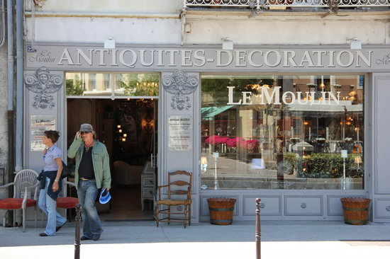 Un Coin De Luberon: decoration shops