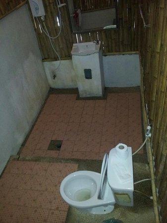Bamboo Mountain View Phi Phi Resort : Disgusting!