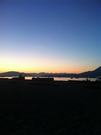 Jericho Beach: How could you not fall in love with this place!