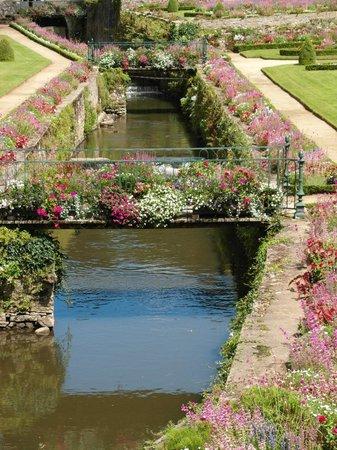 Jardin des Remparts : Piccola parte di 'parco-giardino all'inglese'