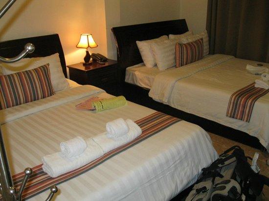 Saigon Mini Hotel 5: Twin room