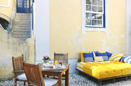 Solar do castelo hotel lisbona portogallo prezzi 2017 for Design hotel lisbona
