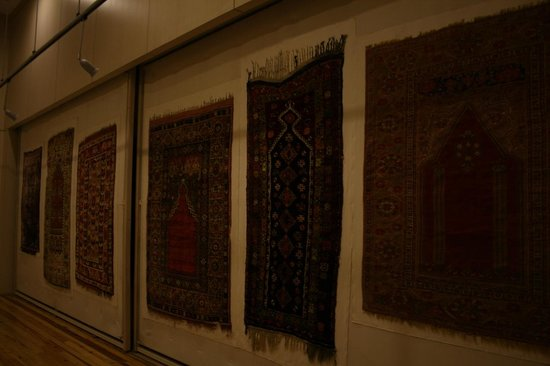 Ethnography Museum : Carpets