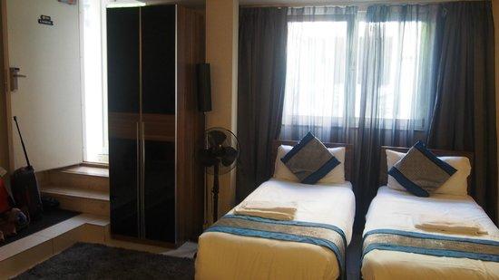 Best Western Kampen Hotell : Las otras dos camas