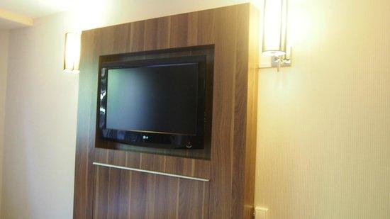 Best Western Kampen Hotell : TV