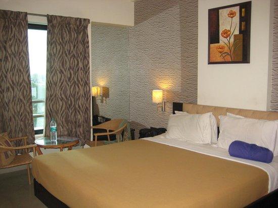Hotel Vaishnavi : Room at Hotel Vaishali