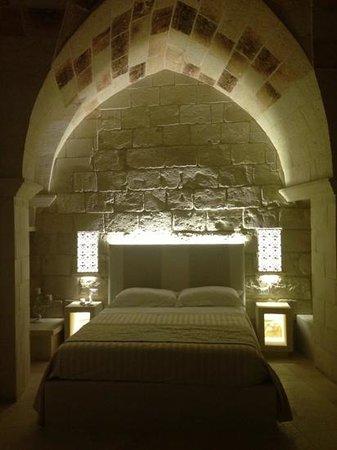 Corte dei Granai: letto