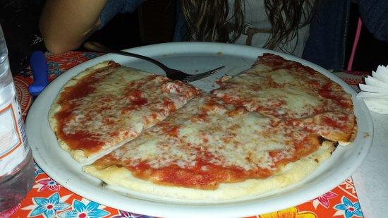 Pizzesco: pizza senza glutine