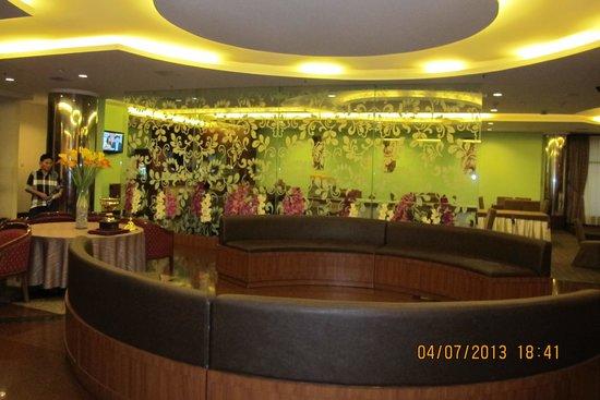 Sanno Hotel: Lobby