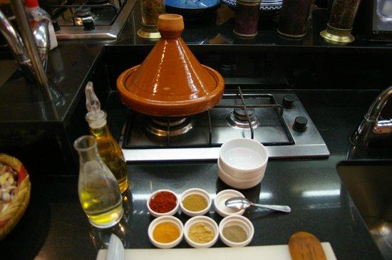 La Maison Arabe : Cooking Class