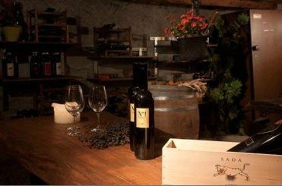 Hostaria del Borgo : degustare i migliori vini della Valtellina