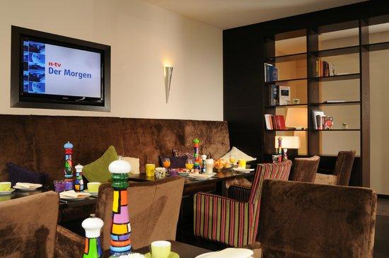 """Hotel Friends Mittelrhein: Bankett- und Frühstücksrestaurant """"TollKühn"""""""
