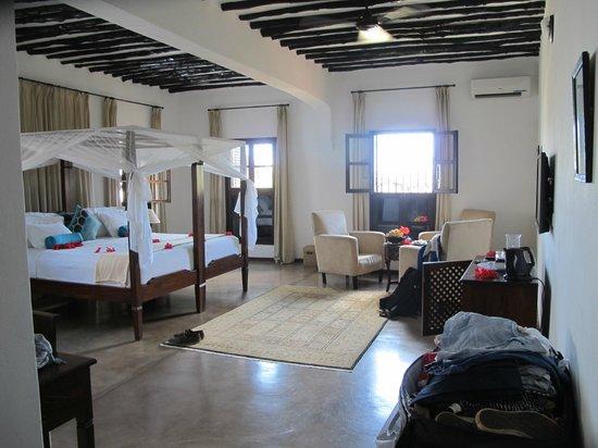 Kisiwa House: Suite senior
