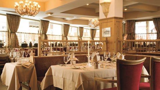 Raffl's Antoner Hof: Restaurant