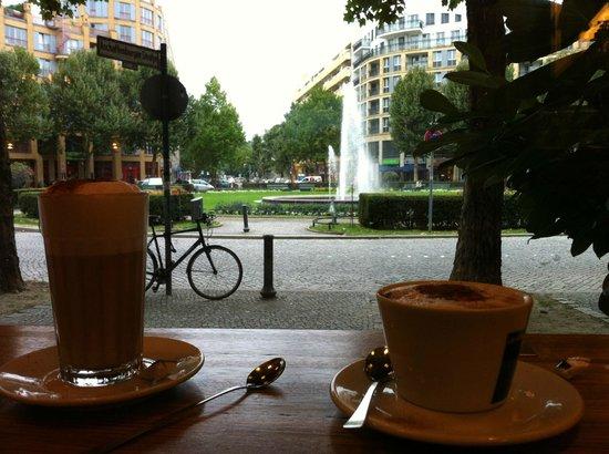 City Gallery Berlin Hotel: Niet ver van het hotel vandaan