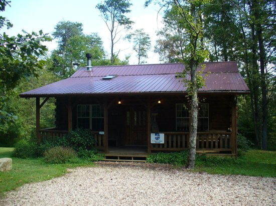 Springwood Cabins : Crow's Nest Cabin
