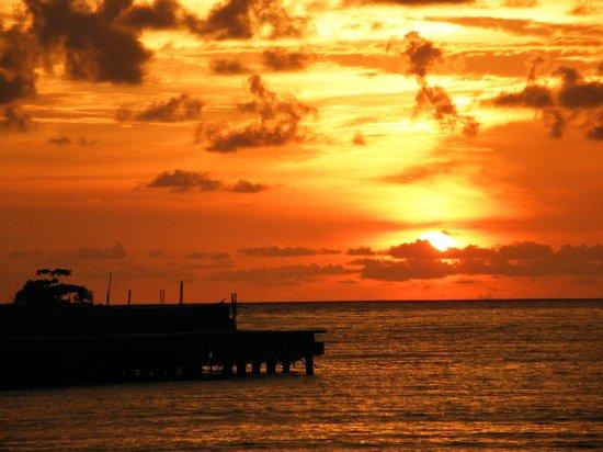 Senari Bay Resort: View from the room