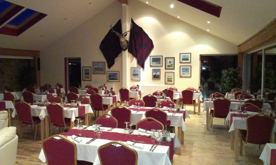 The Galley of Lorne Inn: Main Dining Room