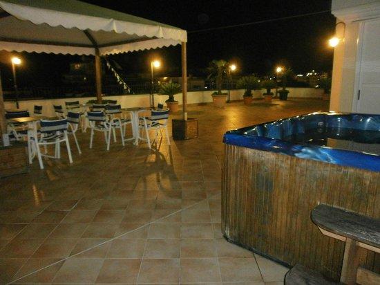 Hotel Domingo: Solarium
