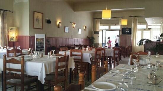 Λιβάδι, Ελλάδα: The restaurant