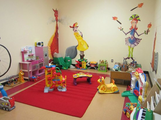 Zoom Zoom's Indoor Playground: Toddler Room