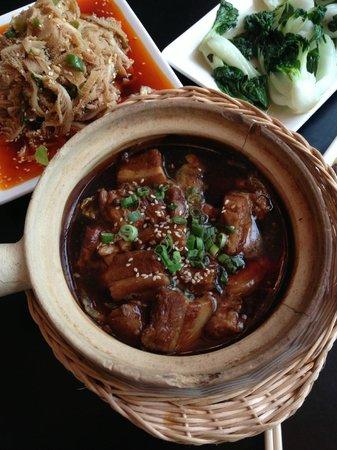 Royal Plaza Restaurant & Takeaway: pork