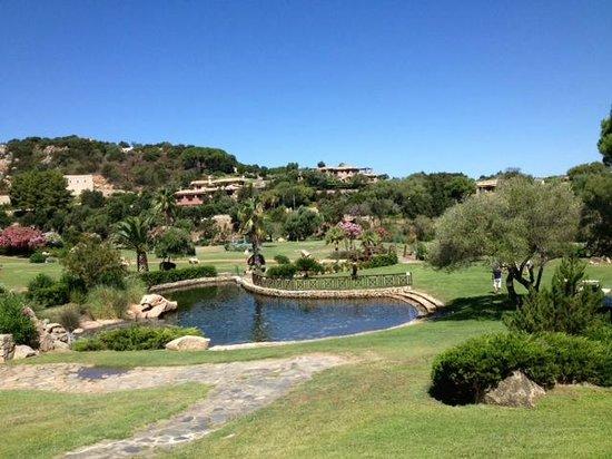 Bagaglino Il Giardini Di Porto Cervo: le jardin
