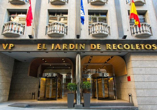 Jardin de recoletos updated 2018 prices hotel reviews for Jardin recoletos