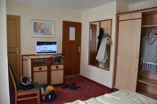Hotel Alfa Muenchen: Двухместный номер