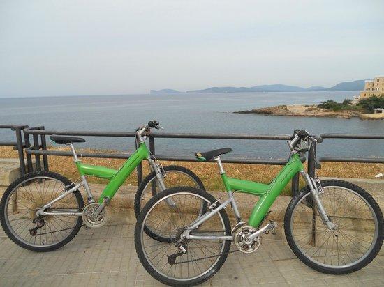 B&B La Mia Isola: Biciclette