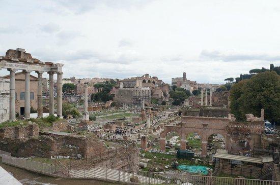 Dolce Vita Rome : The Roman Forum