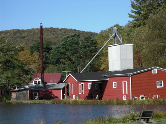 Hanford Mills Museum: The Mill